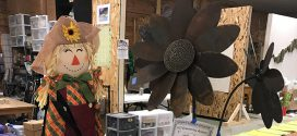 Cottin's Hardware Uses Scarecrows for Community Fundraiser
