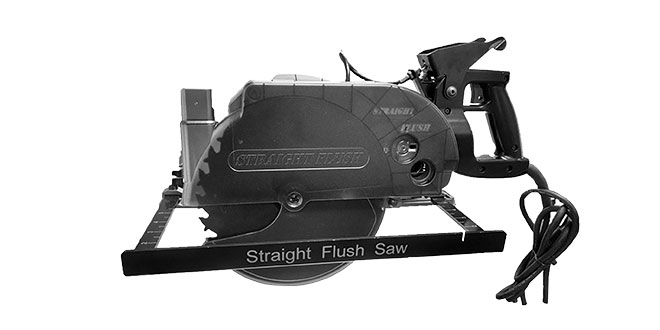 Straight Flush Saw