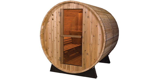 At-Home Saunas