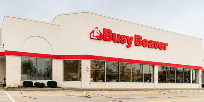 Home Improvement Retailer Busy Beaver Expands