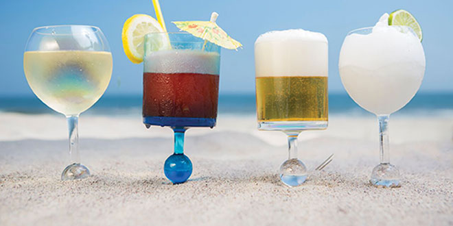 Floating Beach Cup
