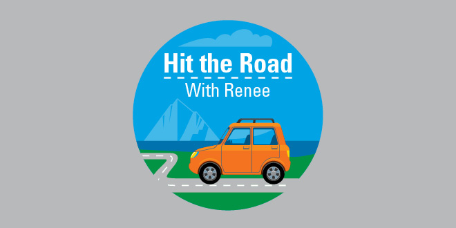Hit the Road With Renee: Embarking on a New Journey
