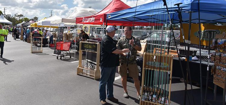 Fishing Expo Helps Customers, Good Causes