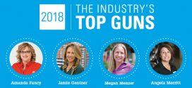 NRHA Announces the 2018 Top Guns