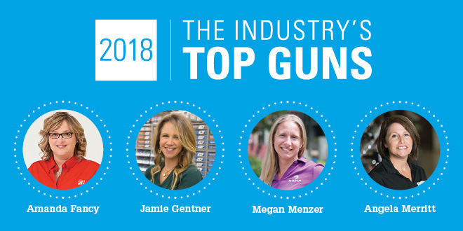 NRHA Announces the 2018 Top Guns