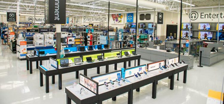 Walmart to Remodel 500 Stores, Open 20 New Locations