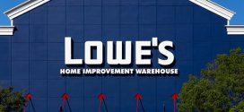 Lowe's Grows Net Earnings in First Quarter