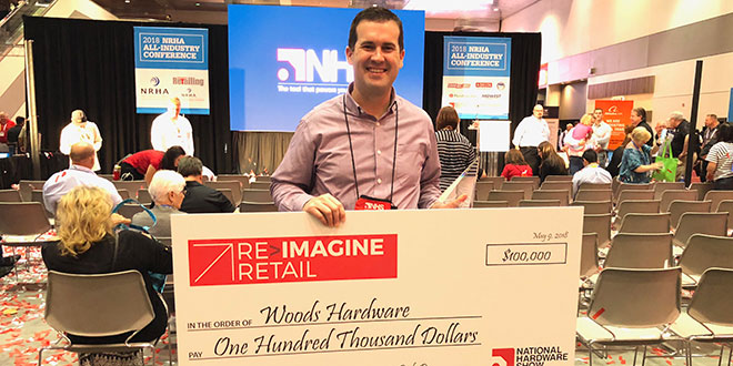 Ohio Retailer Receiving $100K as Reimagine Retail Winner
