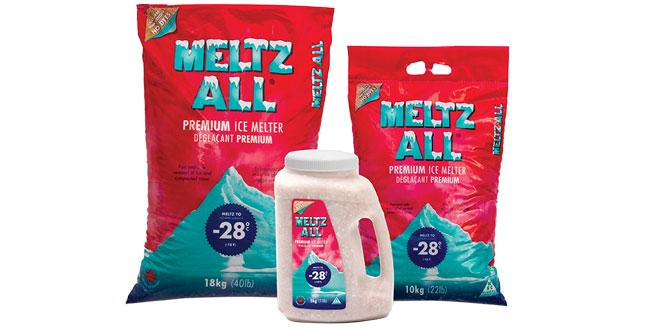Ice Melting Salt