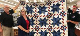 Quilters Show Gratitude for Veterans