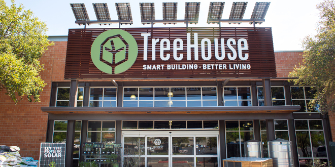 TreeHouse Shutters Original Store, Shifts Business Direction