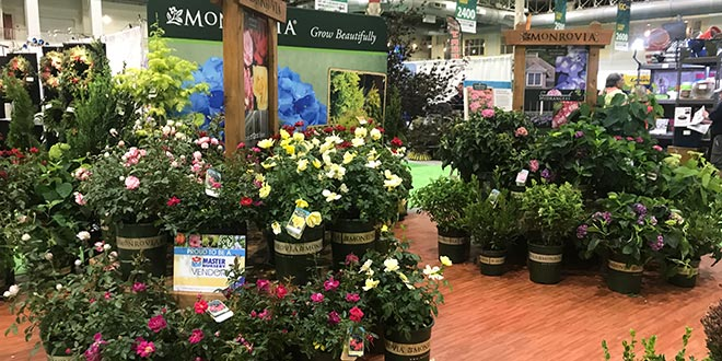 Independent Garden Center Show Inspires and Educates Attendees