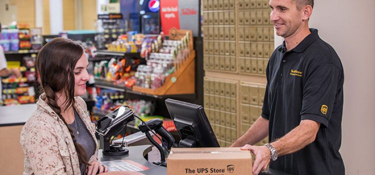 New Jersey Retailer Opens Mini-UPS Store in Home Center