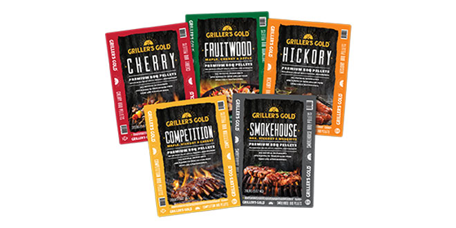 BBQ Wood Pellets