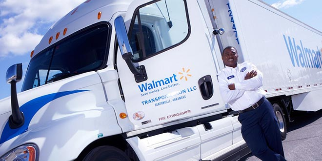 Walmart, Amazon Focus on Demand for Drivers