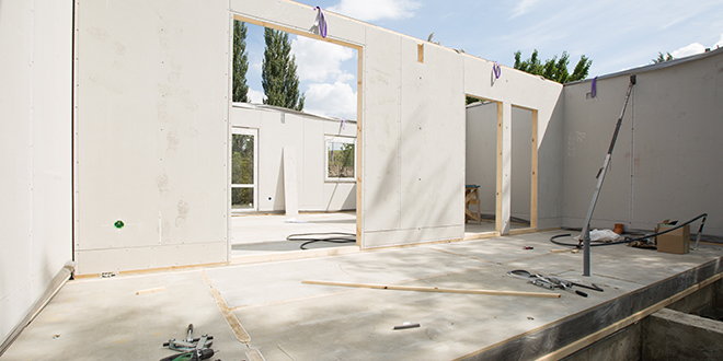Amazon Invests in Prefabricated Homes