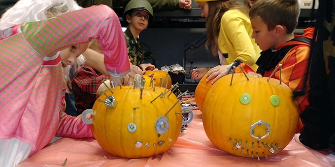 Marcon Building Supply Halloween Event Unites Community