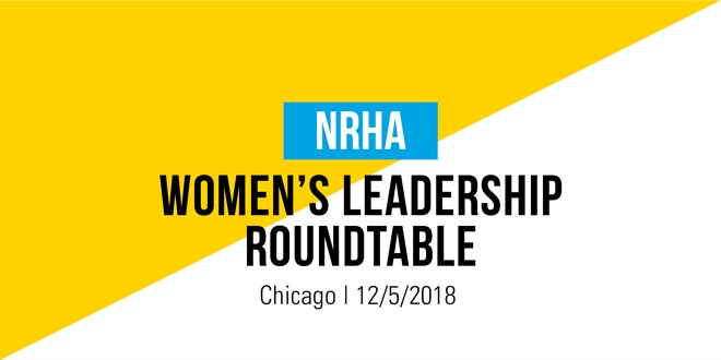 NRHA to Host Third Annual Women's Leadership Roundtable
