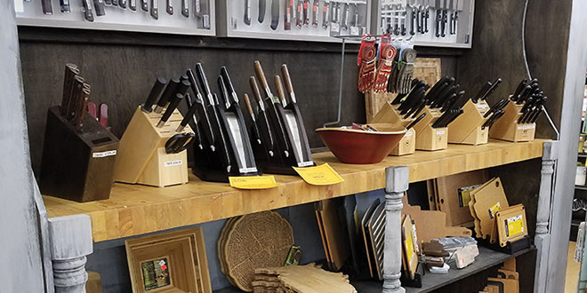 Technology Brings More Options to the  Housewares Department