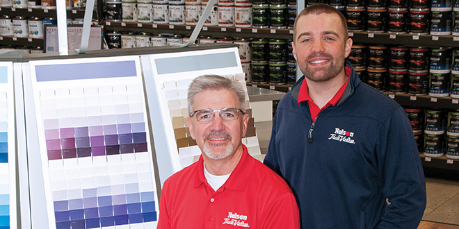Nelson True Value Finds Success With Distributor