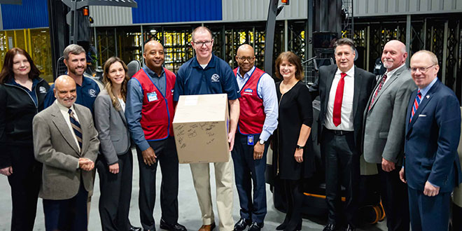 Lowe's Outlines Transformation, Opens New Fulfillment Center