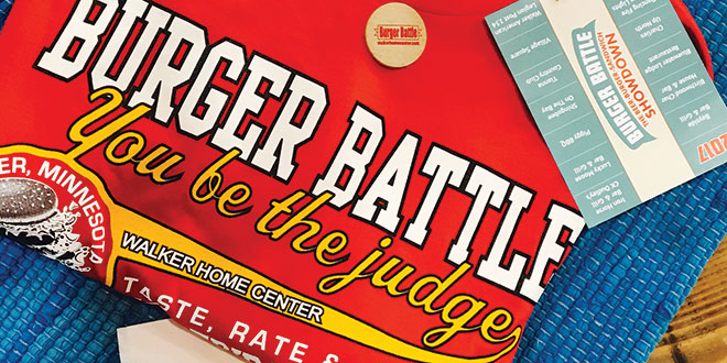 Burger Battle Draws Hungry Crowd to Minnesota Business