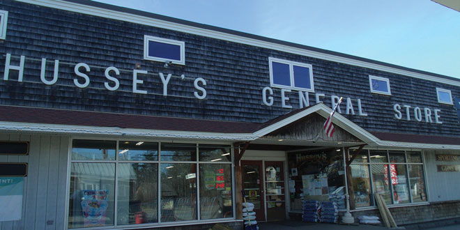 Dresses, Hardware and Other Legacies at Hussey's General Store