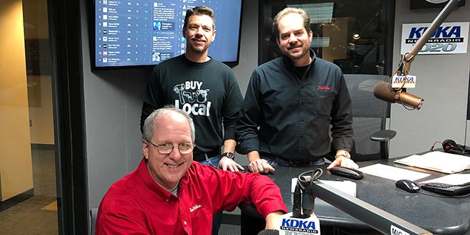 Retailer Trio Tops the Radio Charts
