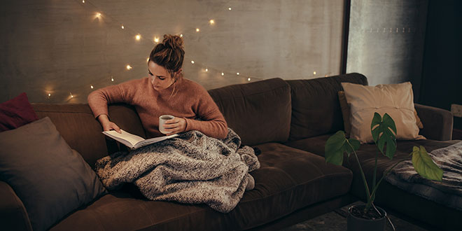 Hygge: The Art of Creating a Calm, Cozy Retreat