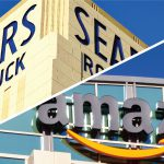 sears and amazon