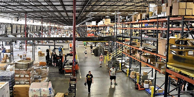 House-Hasson Hardware Invests $10M on Inventory, Warehouse Expansion