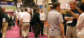Show Floor Bustling with Activity on Day 2 at the National Hardware Show