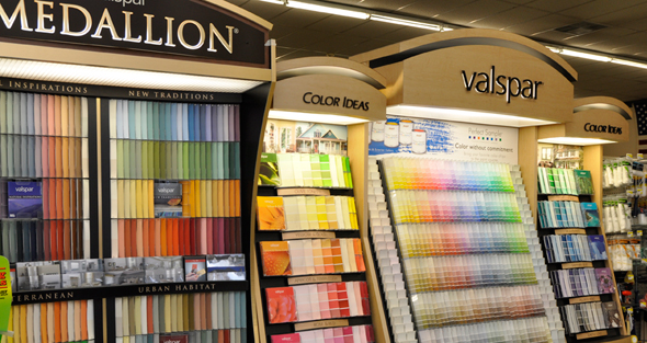 Eight Ways To Make A Color Splash With Paint Merchandising Hardware Retailing