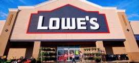 lowe's 2020 sales