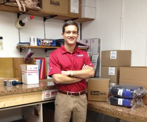 Miller Hardware fulfills 40 to 50 online orders per week, and will ship an in-stock item the same day if an order on the e-commerce site is submitted by 3 p.m., according to co-owner Jonathan Miller.