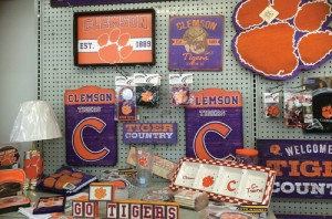Clemson Tri-County Ace has an extensive line of Clemson products to outfit any tailgate.
