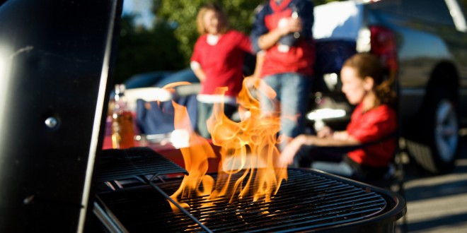 Tailgating: More Popular than the Game