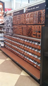 Thomas Home Center has a wide variety of knobs and pulls to choose from.