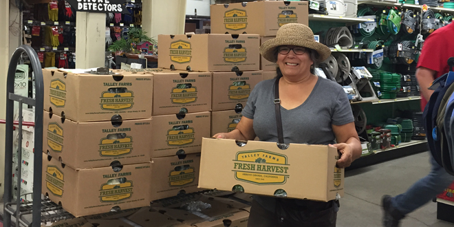 Miner's Ace Hardware Partners With Farm