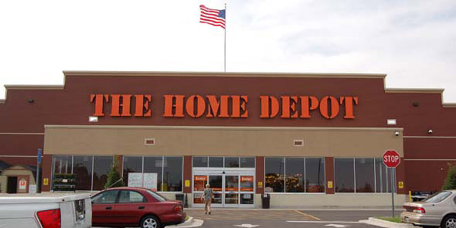Home Depot Shares New Financial Goals