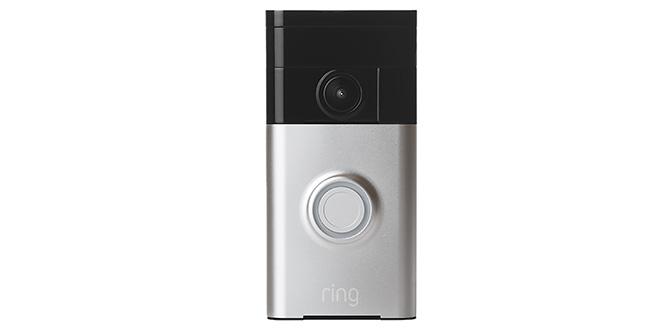 App Connected Video Doorbell