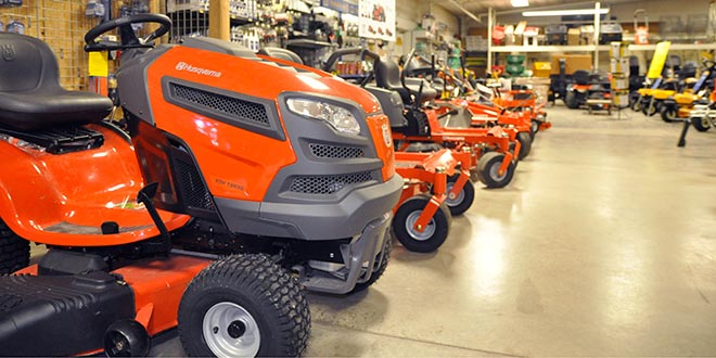 Selling Outdoor Power Equipment