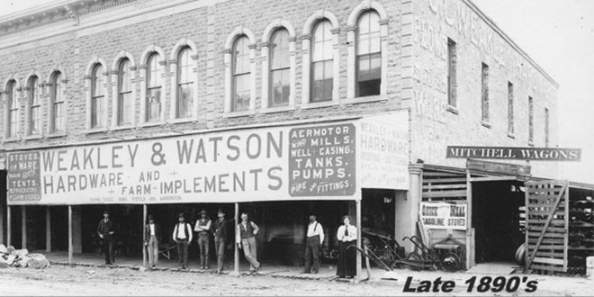 Texas Hardware Store Provides 140 Years of Service