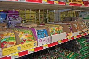 Bird Food Sales