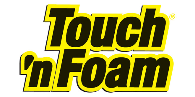 Convenience Products Touch N Foam Hardware Retailing