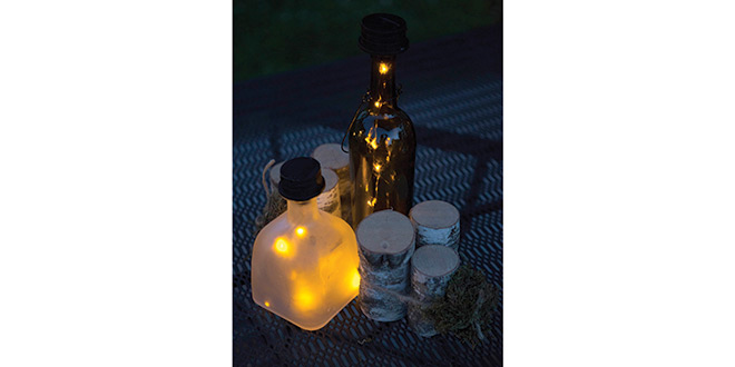 Solar Bottle Lantern Kit