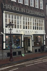 Amsterdam Store Front