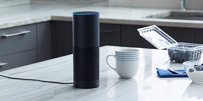 Amazon's Voice-Activation System Becoming Standard in Appliances