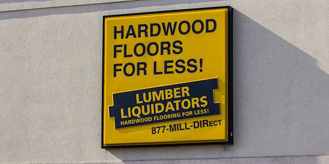 Lumber Liquidators: Sales Down, Losses Up in 2016 | Hardware