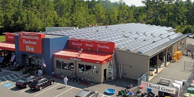 Maine Hardware Store